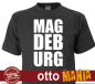 Preview: T-Shirt FETTES Magdeburg